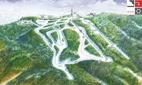 Snow Forecast Map Sljeme Ski Resort Guide Location Map U0026 Sljeme Ski Holiday
