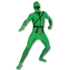 Iron Fist Halloween Costume Green Ninja Uniform Jungle Ninja Costumes Halloween Ninja