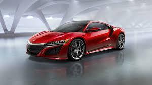 honda car models the honda nsx sports car honda australia
