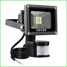 Motion Detector Light Outdoor by Lighting Solar Motion Sensor Security Led Flood Lights Solar