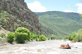 Rock Gardens Rafting A Turbulence Picture Of Rock Gardens Rafting Glenwood