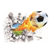 Sports Decals For Kids Rooms by Popular Wall Soccer Decals Buy Cheap Wall Soccer Decals Lots From