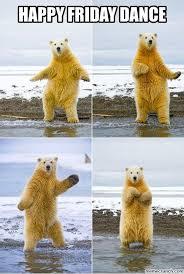 Happy Friday Memes - friday dance