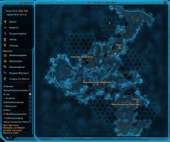 Swtor Map Ilum Datacron Guide