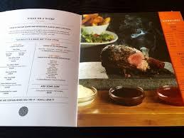 Firepit Menu Pit Menu Awesome Jacques Aubergine Restaurant Review The