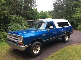 1988 dodge cer blue dodge ram in michigan for sale used cars on buysellsearch