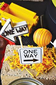 construction party ideas dangerously construction party ideas hostess with the