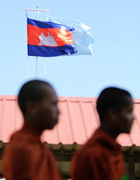 Cambodia Flag Cambodia Must Solve Two Big Problems For Takeoff U2013 Breakingviews