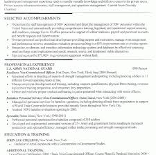 Aviation Resume Examples by Surprising Design Military Resume Examples 10 Air Force And