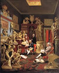 roadtoparnassus the remarkable paintings of johan zoffany interiors