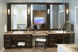 Bathroom Vanities Made In Usa Single Sink Bathroom Vanity With Makeup Table Double Bathroom