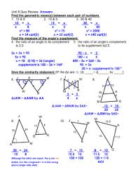 finding missing angles worksheet