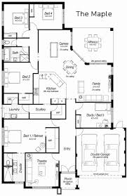 one storey house plans floor plan single storey house fresh floor plans with pool