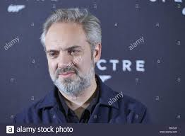 madrid spain 28th oct 2015 director sam mendes attended