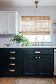 best way to paint kitchen cabinets black white painted kitchen cabinets design ideas