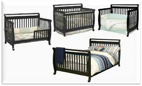 Plans For Baby Crib by Crib To Bench Instructions Baby Crib Design Inspiration