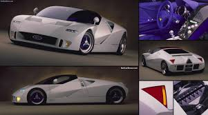 ford supercar concept ford gt90 concept 1995 pictures information u0026 specs