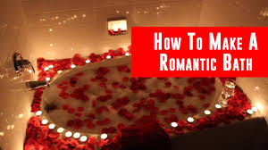 how to make a romantic bubble bath youtube once upon a