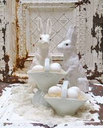 Vintage Easter Decorations On Pinterest by 133 Best Easter Chic And Shabby Images On Pinterest Easter Ideas