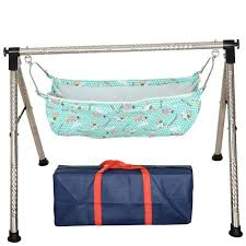 Indian Style - buy indian style fully folding stainless steel ghodiyu baby