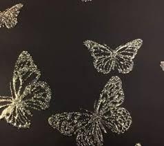 glitter wallpaper with butterflies best silver glitter wallpaper deals compare prices on dealsan co uk