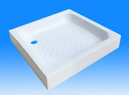shower tray ceramic square shower trays bathroom suites and
