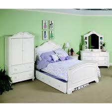 Retro Bedroom Furniture White Girls Bedroom Furniture Izfurniture