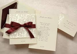 burgundy wedding invitations burgundy and ivory wedding invitations burgundy wedding