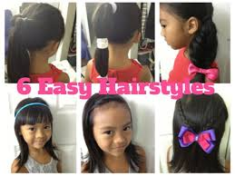 kids easy hairstyle for girls best hairstyle photos on pinmyhair com