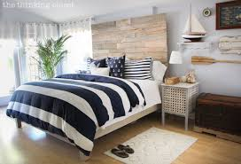 nautical theme bedroom nautical master bedroom makeover how we found our shared style
