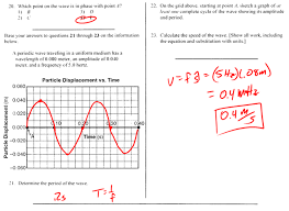 wave vocab ws answers regents physics