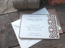 a6 invitation envelopes laser cut wedding invitations floral cut x 25 available from