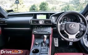 lexus car interior 2016 lexus rc200t f sport car review the comfy way to look