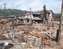 the nuclear devastation of hiroshima 71 years ago colorizedhistory