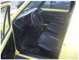Tmi Upholstery Vw Volkswagen Rabbit Cabriolet Seat Covers Rabbit Truck 1980 84