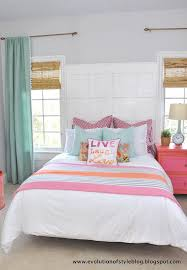girls room bed orc reveal day my favorite u0027s bedroom evolution of style