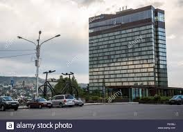 radisson blu iveria hotel at rose revolution square in tbilisi