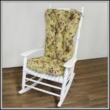 Rocking Chair Pads Walmart Outdoor Rocking Chair Cushions Amazon Chair Home Furniture