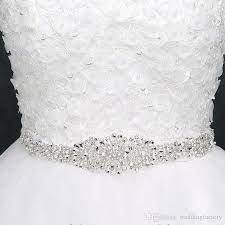 wedding sashes and belts 2018 2017 rhinestone wedding belt wedding sashes belts bridal