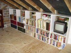 attic storage one day we u0027ll have one of these organize