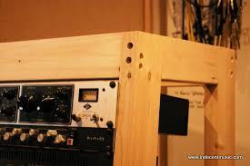 Homemade Stereo Cabinet Studio Diy Recording Studio Diy Diy