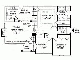 Cottage Home Floor Plans by 188 Best House Plans 1200 1300 Images On Pinterest Small House