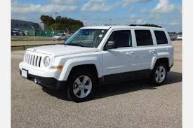 are jeep patriots safe used jeep patriot for sale in houston tx edmunds