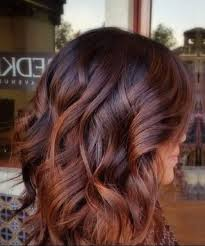 mahoganey hair with highlights 50 scrumptious fall hair colors my new hairstyles