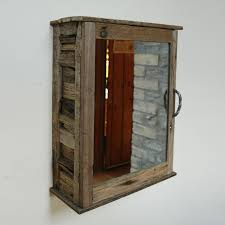 reclaimed wood bathroom wall cabinet driftwood bathroom cabinet shelves storage all products