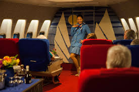 Dining Room Attendant by The Pan Am Experience Q3 And Q4 2017 Tickets Multiple Dates