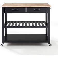 kitchen furniture crosley furniture natural wood topitchen cart
