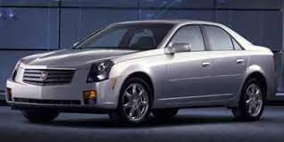 2003 cadillac cts values nadaguides