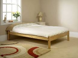4ft Wooden Bed Frame Friendship Mill Studio Bed 4ft Small Pine Wooden Bed Frame