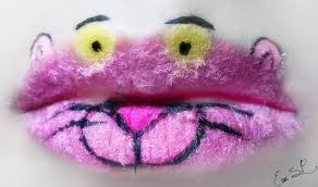 Pink Panther Halloween Costume Pink Panther Pout Halloween Face Paint Ideas Popsugar Beauty